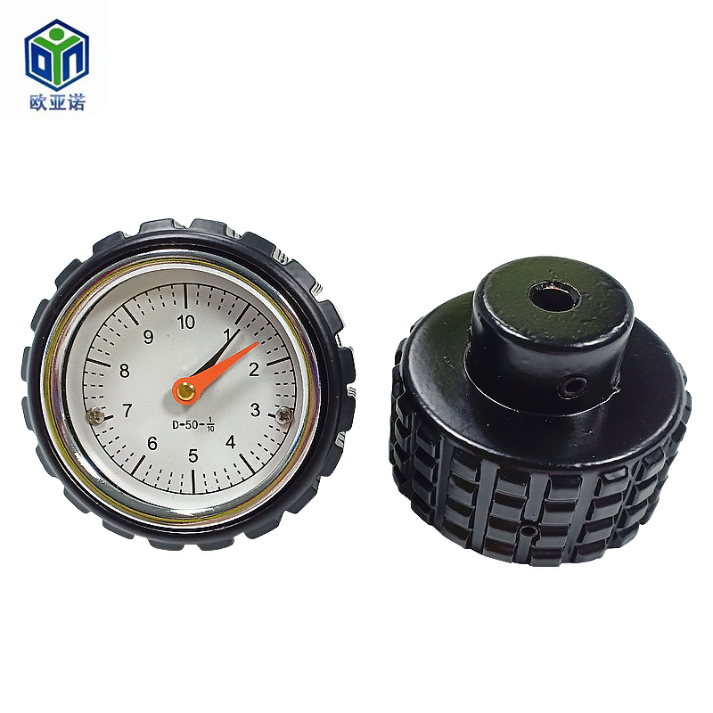 Embossed digital meter Network Digital Meter Mechanical Pressure Gauge