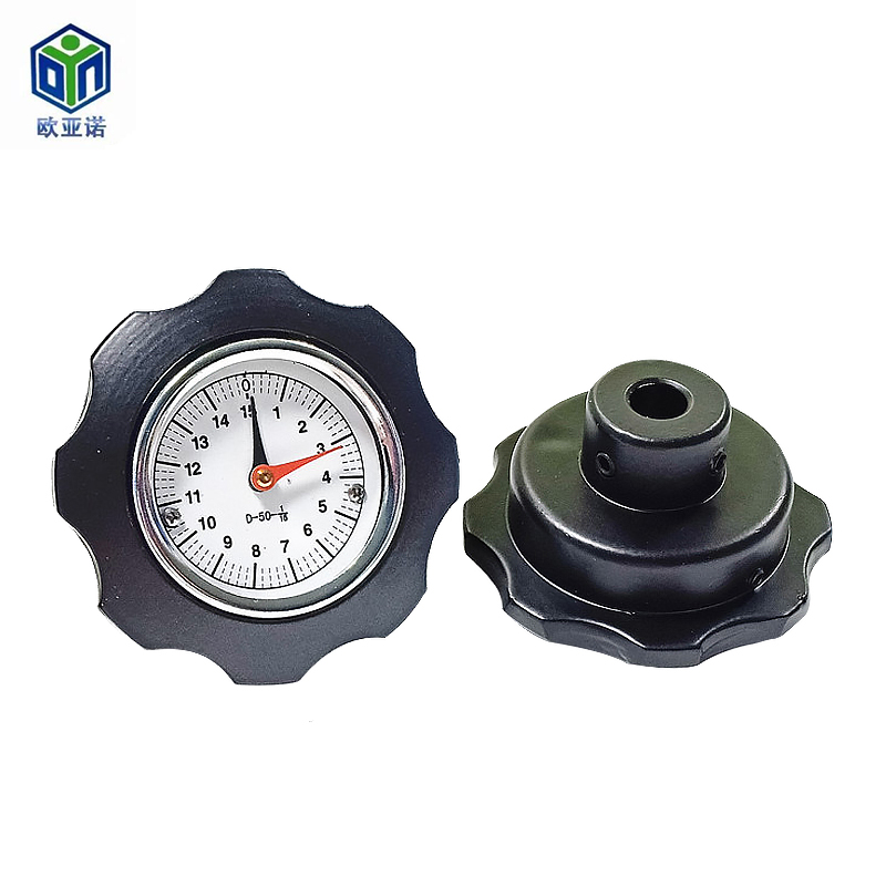 Corrugated digital meter  Aluminum alloy Ripple Digital Table  Non-standard customization